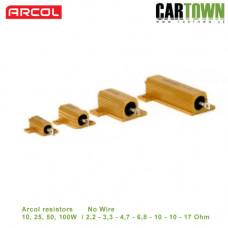 Resistor Arcol 50W / 2,2ohm (1pcs)