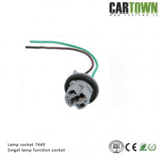 Lampsocket 7440 T20 universal 1pcs