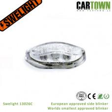 Swelight STAR 13026C sideblinker mini clear 1pcs