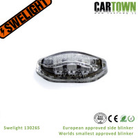 Swelight STAR 13026S. Miniblinkers tinted (1pcs)