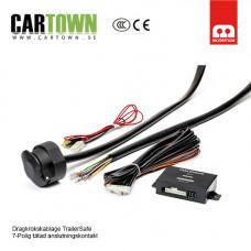 TrailerSafe 7-pol connector complete kit